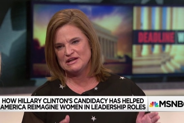 Fmr. Obama, Clinton advisor's message to young female activists