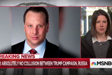 How is the White House reacting to Sam Nunberg's stunning interview?