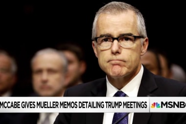 How useful can Andrew McCabe's memos be to Mueller's team?