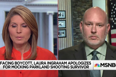 "Steve Schmidt on Laura Ingraham: ""Another example of an adult acting terribly"""