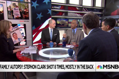 "Rev. Sharpton: Stephon Clark shooting ""Not about black & white, but right & wrong"""