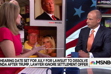 Stormy Daniels' attorney: More women have come forward