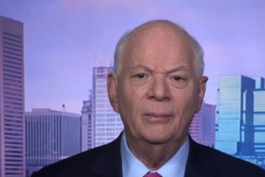 Cardin: Timing of McCabe firing is 'very suspicious'