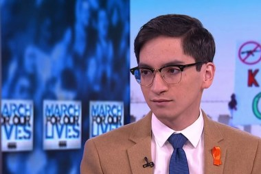 Student organizer discusses impact of 'March for Our Lives'