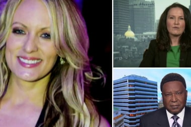 Stormy Daniels legal battle heats up as Trump team fights back