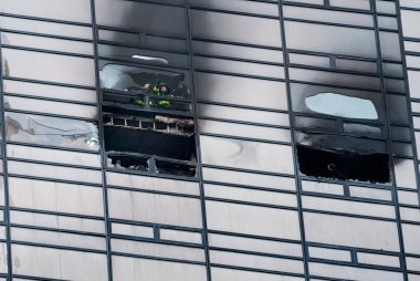 Officials give timeline of Trump Tower Fire in NYC