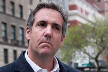 "Michael Avenatti: ""Cannot overstate importance"" of Cohen invoking 5th Amendment"