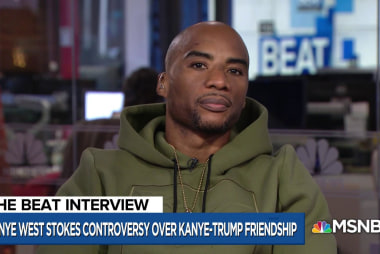 Charlamagne and Ari Melber on Kanye, Therapy & Black Masculinity