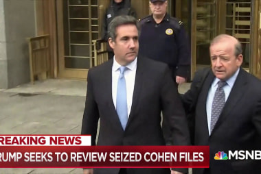 'It's weird': Trump asks to personally review Cohen evidence
