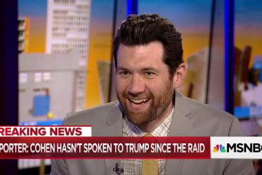 "Billy Eichner: Trump is ""somehow worse than I thought"" he would be"