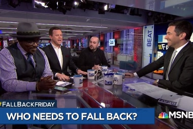 Fab 5 Freddy: John Boehner, 'fall back' for ignoring pot convictions