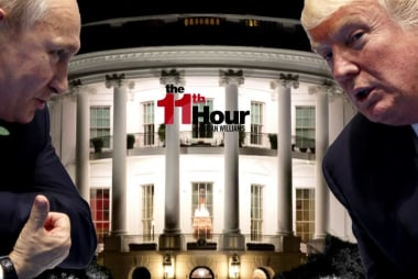Kremlin reveals Trump floated idea of Putin visiting White House