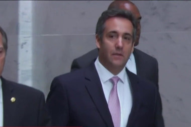 Cohen to Trump: Boss, I miss you so much, WSJ reports