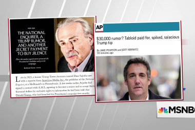 AP: Trump Tower Doorman paid hush money by National Enquirer