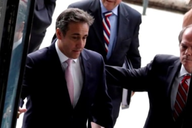 WaPo: Cohen investigated for bank fraud, campaign finance violations