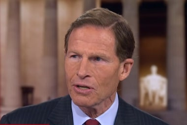 Sen. Blumenthal: Growing chance that Trump will fire Rosenstein