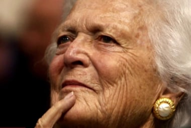 Former First Lady Barbara Bush has died at 92