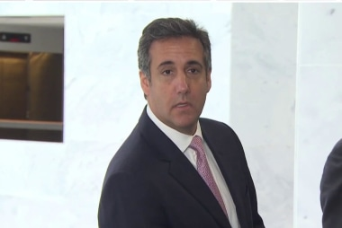 WaPo: Michael Cohen known for taping conversations, Trump allies worried