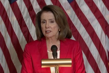 Pelosi warns impeachment talks 'are a gift to Republicans'