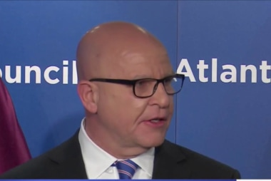 Outgoing NSA McMaster blasts Trump's inaction on Russia
