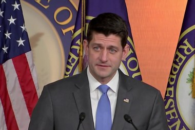 Speaker Ryan joins retiring Republicans amidst Blue Wave