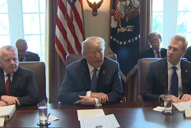 AP: Trump considering firing Dep. AG Rod Rosenstein