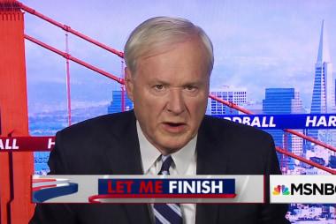Matthews: Why did Trump invite Putin to the White House?