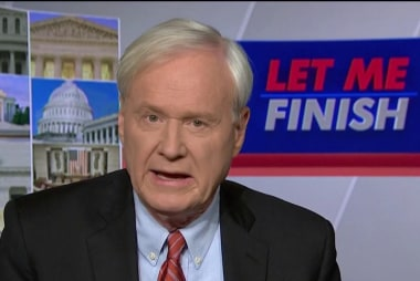 Matthews: Democrats will take back the House in midterms