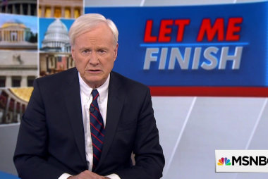 Matthews: Congress needs to protect Mueller