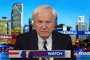 Matthews: Trump lowered the bar of decency
