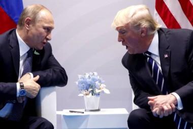 Trump invited Putin to the White House, says Kremlin