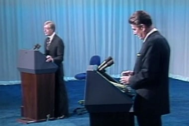 Carter advisor explains how theft of debate book may have cost them '80  election