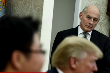 John Kelly made remarks that rattled female staffers