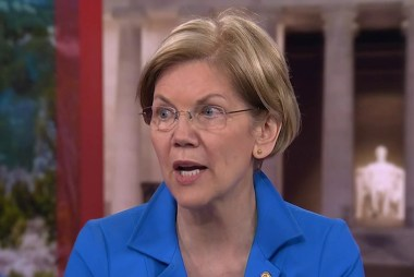 Sen. Warren on Mulvaney: This is the most corrupt administration ever