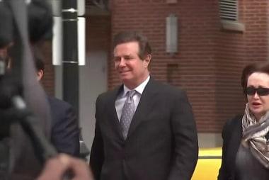 Manafort raid sought evidence on Trump Tower meeting