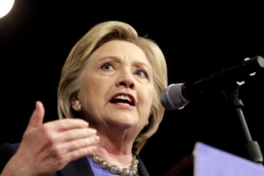 How the press played Hillary Clinton