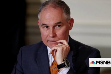 Why Pruitt represents 'situational ethics on steroids'