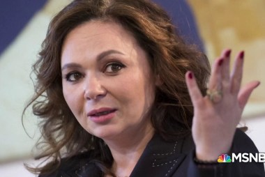 Russian lawyer Veselnitskaya calls herself an 'informant'