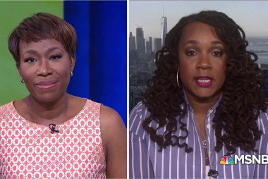 Joy Reid, LGBT leaders discuss critical issues facing community