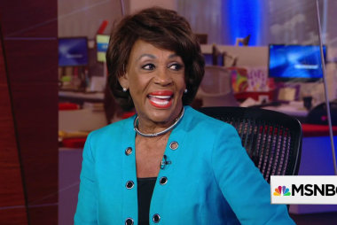 Maxine Waters: Republicans 'don't have any guts' on Trump