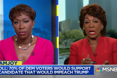 Waters: Republicans 'scared president will take them down'