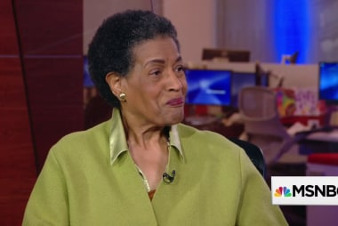 Legendary civil rights activist Myrlie Evers on Trump and more