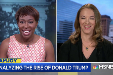 Journalist Sarah Kendzior discusses her new book with Joy Reid