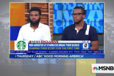 Starbucks controversy is 'teachable moment for country'