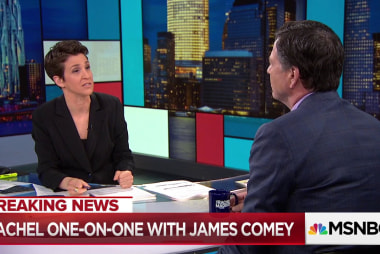 Comey: Criticism of Carter Page FISA warrant 'a political deal'