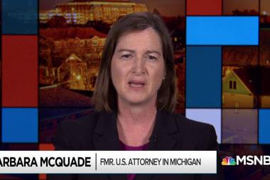 McQuade: Trump a living law school cautionary example