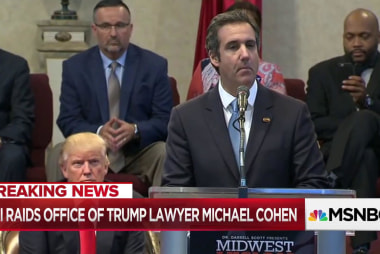 Seized material from Trump attorney suggests broad investigation