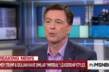 Comey: Mueller investigation would be 'very hard to kill'