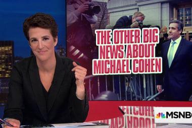 Report contradicts Michael Cohen denial of dossier Prague detail