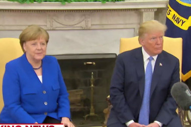 Trump on House Intel report: 'Like I said no collusion'